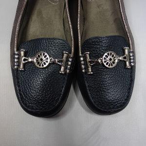 Aerosole moc toe loafer